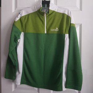 Vancouver 2010 Olympic 1/4 Zip Pullover